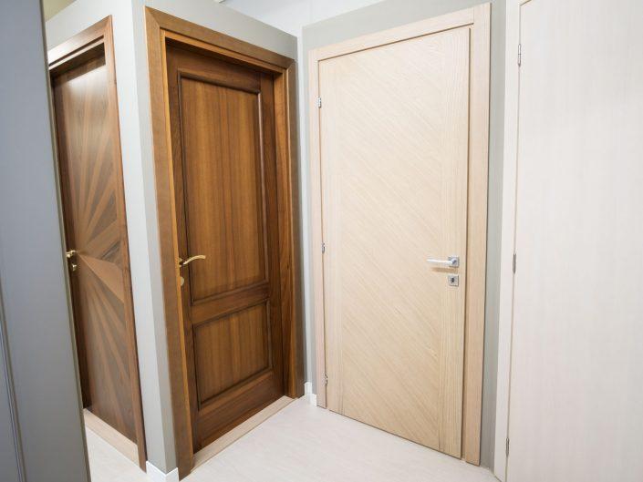 Falegnameria Pirondini - Porte e serramenti lamellari a Mantova
