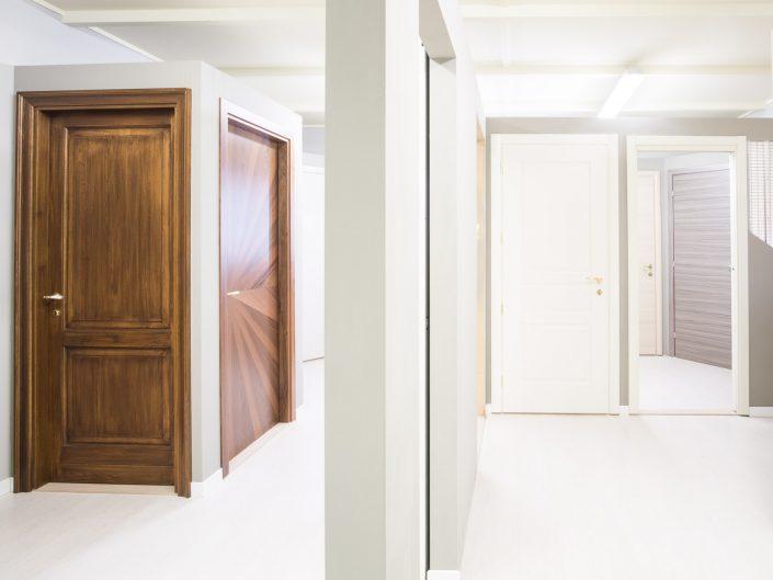 Falegnameria Pirondini - Porte e serramenti lamellari